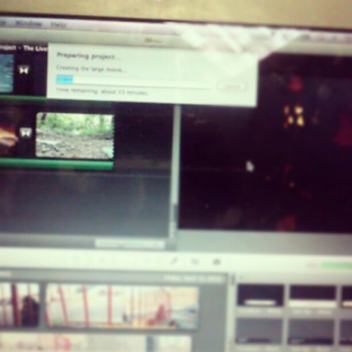 #thelivey #video DONE (Taken with instagram)
