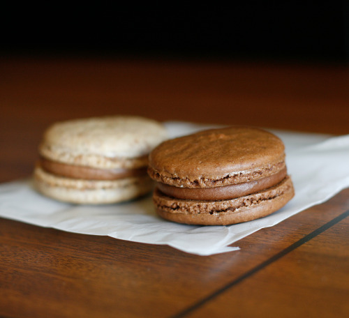 celebratewithcake:  Miette macarons (by the boastful baker)