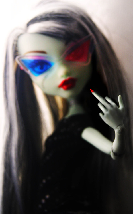 No te gusta Monster High? FUCK YOU :) WITHOUT LOVE