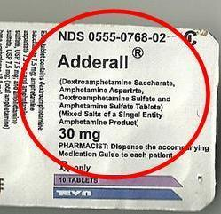 DAILY DOSE FDA warns about counterfeit Adderall  The FDA sent out a warning last Tuesday about counterfeit versions of the drug Adderall - in a 30-milligram dose - that are available for purchase online.