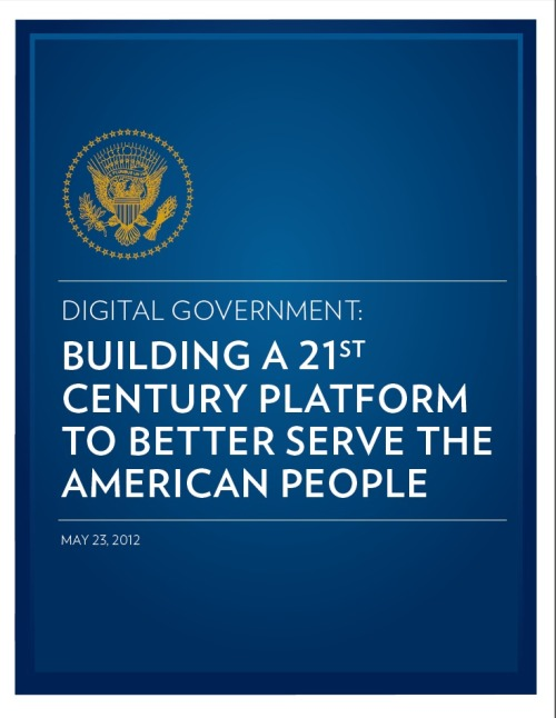 Barack Obama Directs All Federal Agencies to Have an API