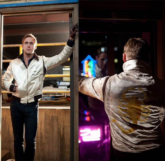 Drive is a virtually flawless film. So is Gosling. And so is his jacket.