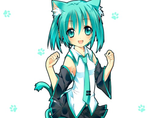 June 4, 2012 Hey all! I'm KagaMiku012, and today is the day I first joined Tumblr, and coincidentally, it's my first day of school! Anyways, this is my first post. Pleased to meet you and please treat me well! ^^  So, there's nothing much to know about me, so.. uhh… Here I go~! Well, I'm 16 years old, I'm a half Filipino and Japanese, so I have a bit of difficulty in my grammar so please bear with it and please correct it. I have a Wattpad account, still the same as my username, so check it out. And I have a Facebook account and, I have an Instagram account: brshooter_01. Dog lover~ An Otaku~ My hobbies are reading, writing, drawing, photography, cosplay, and I'm a Nendoroid Enthusiast. I'm a big fan of Vocaloid too!! Is a Shotacon and a Lolicon! I love Yaoi  Forget what I said~  ヅ  So, yeah, I'll be posting a LOT of anime stuff. And I hope I'll have a great time here at Tumblr and I hope I gain more friends. In reality, I don't talk much so I started this blog to express myself. So, I'll try to do that in the real too. PRESENTING: HATSUNE MIKU (Neko form)Well, that's pretty much about it! It might be short but, I hope you enjoyed. Thanks for reading!!!