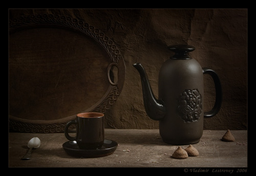 beautifulcoffeesets:  Coffee by ~Lestrovoy