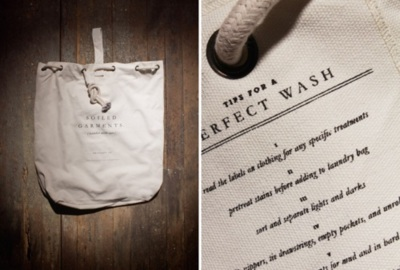We Are All Smith - Town Market - Soiled Garments Laundry Bag | Anchor Division