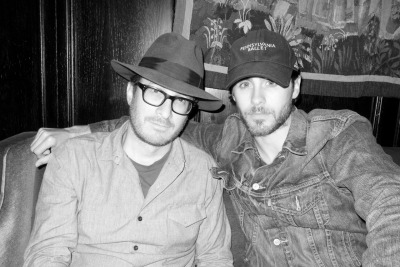 Darren Aronofsky and Jared Leto at The Bowery Hotel on May 28th, 2012 (From Terry Richardson's Diary, where you can find a couple more images)