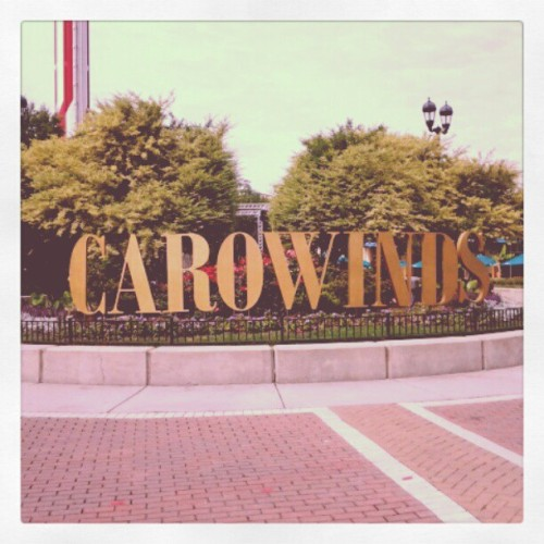 Carowinds? Yes please. (Taken with Instagram at Carowinds)
