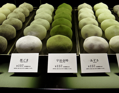 arcticzone:  Mochi Cream shop [Shibuya] by â—¦missingâ—¦, on Flickr.