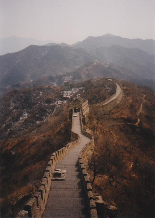 Great Wall of China by Vɑnished