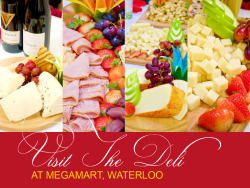 These were done for the Food awards event this year for MegaMart.  The marketing team I work with at MegaMart and myself came up with the idea and the design was executed by me.