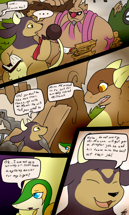 askharvesters:  page 2 is finally up! im finally getting back to it :)  great job, shikka! :D