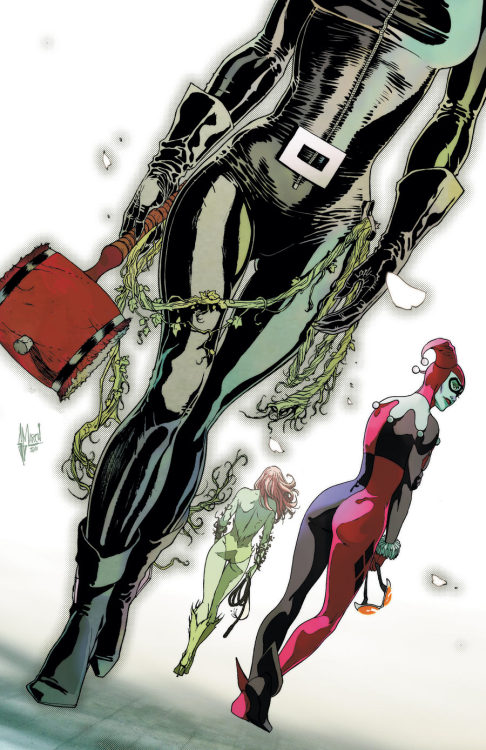 Gotham City Sirens #26 // Guillem March