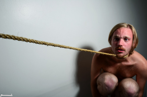 sunshinerobinson:  Stubborn as a man…  Photo By gianna leo falcon