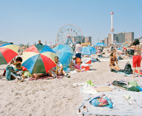 Coney Island, Brooklyn, NY, 2010 Sean Litchfield
