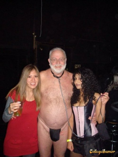 "Dr. Richard Attenborough from ""Jurassic Park"" sure knows how to party."