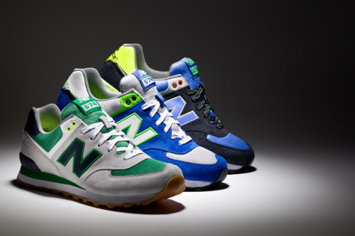 whereisthecoool:  New Balance 'Yacht Club' Pack