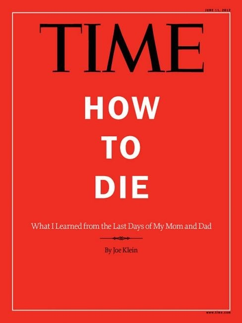 Bag's Take-Away:  Clearly, when you die you see Time's magazine cover instead of the white light. via CoverJunkie Visit BagNewsNotes: Today's Media Images Analyzed ————— Topping LIFE.com's 2011 Best Photo Blogs — also follow us on Twitter and Facebook.