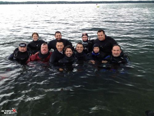 Congratulations to all of our newly certified Rescue Divers!  We had a really fun weekend with you guys, and we hope that you enjoyed the learning experience. We know it can be hard work but it's a great feeling to complete the course, and you all did really well. We're so proud.  It's now time to think about your next step - becoming a Master Scuba Diver, or even going on to become a Divemaster, like the two dive masters in training who helped out on your course. Talk to us to learn more. Not already a Rescue Diver? Find out what all the talk and excitement is about here.