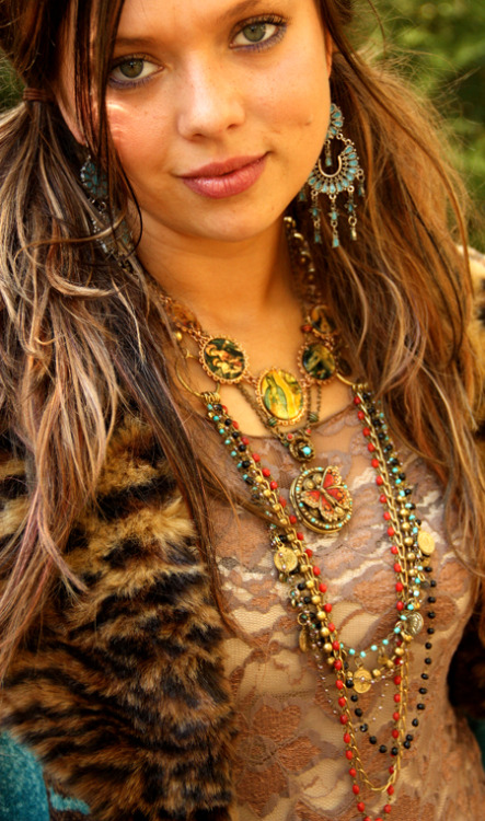 My Bohemian Style  Source: Junk Gypsy