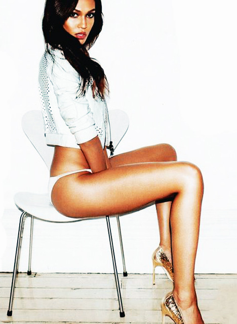 "smalls. [joan smalls x matt irwin x gq south africa may 2012. she is a firm ""yes"". that white lv leather jacket is crvck too.] http://www.magxone.com/gq/joan-smalls-gq-south-africa-may-2012/"