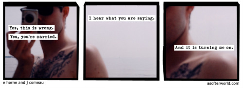 A Softer World: 823 (I'm so close. How can we make this more wrong?)