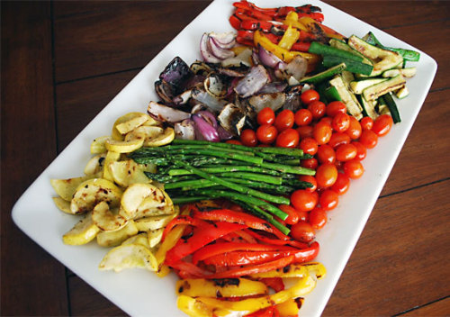 shaktilover:  Roasted vegetables…yummy! :)