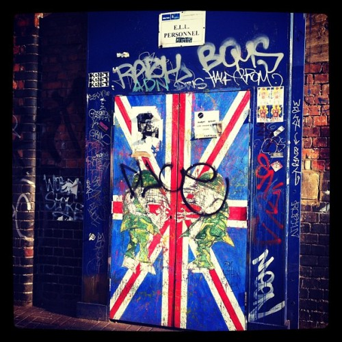 #jubilee #eastlondon  (Taken with instagram)