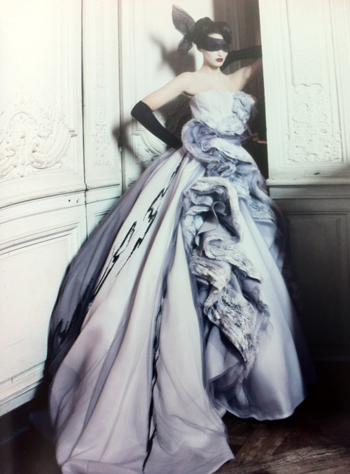 66lanvin:  DIOR par DEMARCHELIER, Printemps-Été Circa 2011………..No.7