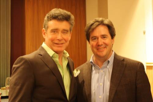 Jay McInerney talks The Juice at USQ! To promote his newest wine book, The Juice: Vinous Veritas, Jay McInerney held a wine tasting and book reading in conjunction with The Strand and USQ. Ray Isle, executive wine editor of Food & Wine, also joined the party and discussion. Check out more photos here.