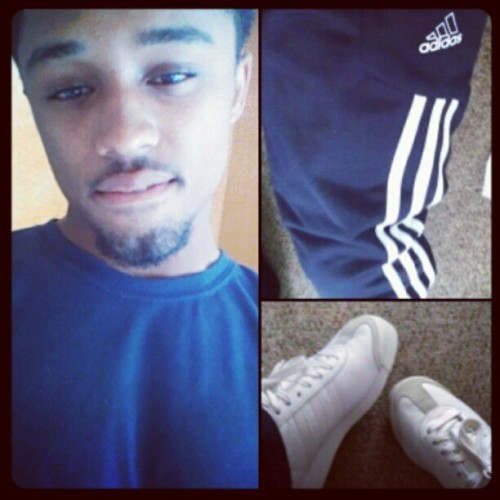 Today! #Adidas #teamadidas #swag #bored #instagramfinest #teambv  #cute  (Taken with instagram)