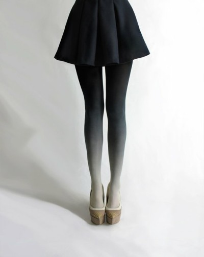mylistofthangs:  BZR Shop.   I want ombre tights!