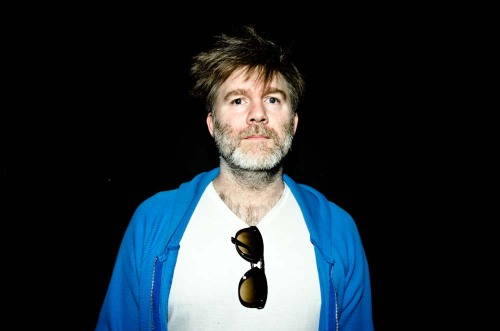James Murphy at the Roots Picnic. Photo by Colin Kerrigan.