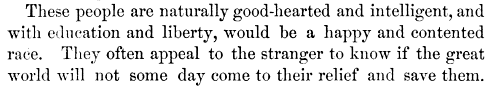 Mark Twain on Syrians (The Innocents Abroad, 1869)