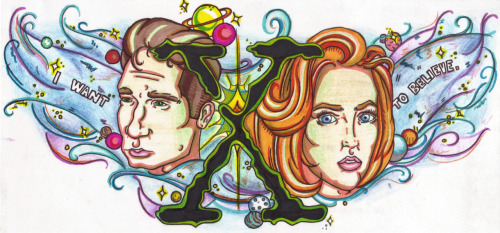 X-Files. I am in love with X-Files.