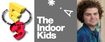 The Indoor Kids - E3 and Child Psychopaths.  As always, it was a delight talking with Emily and Kumail about a wide variety of topics including lesbians, Starhawk and children who display no remorse.   LISTEN HERE