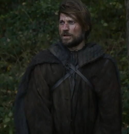 Hahahahaha … Jaime, you're dealing with a bad ass bitch.