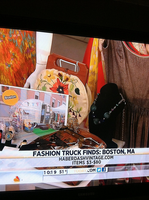 Our trailer was on the Today Show today! (via Haberdash Vintage » Blog Archive » Fashion Trucks on the Today Show!)