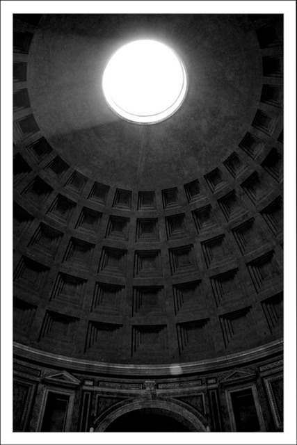 Pantheon in Rom, italy. (picture was tanken by myself in 2005)