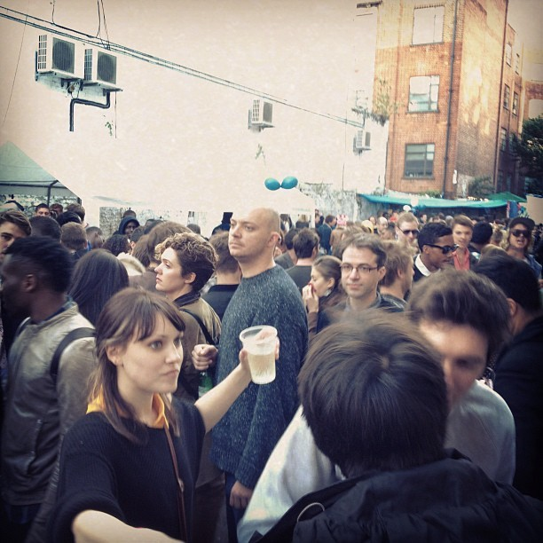 Rivington Street Festival #festival #photooftheday #party (Taken with instagram)