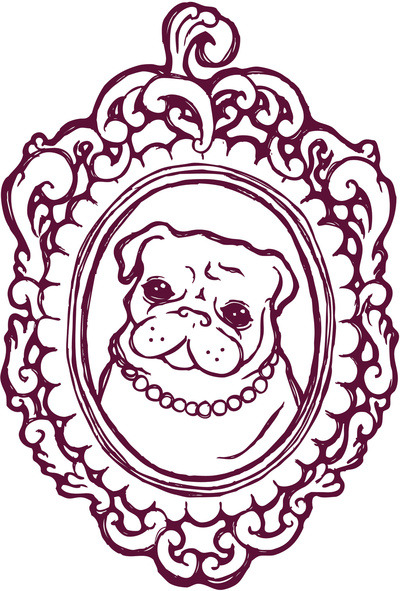 Remember this cutie? You can now buy your own Pug Princess shirt!! Follow the link and you can buy it through Society6 for $18!