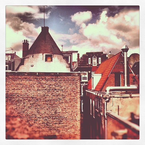 #Amsterdam (Taken with instagram)