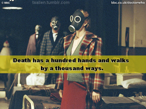 Death has a hundred hands and walks by a thousand ways.