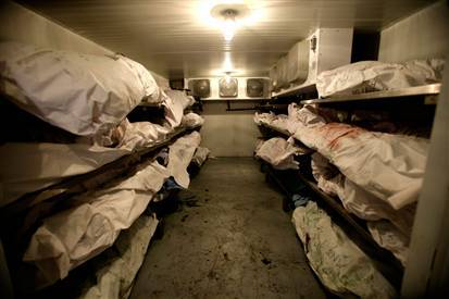 allaboutmortuaryscience:  Another morgue.