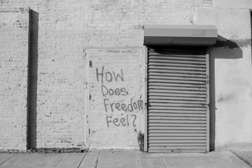 How Does Freedom Feel?