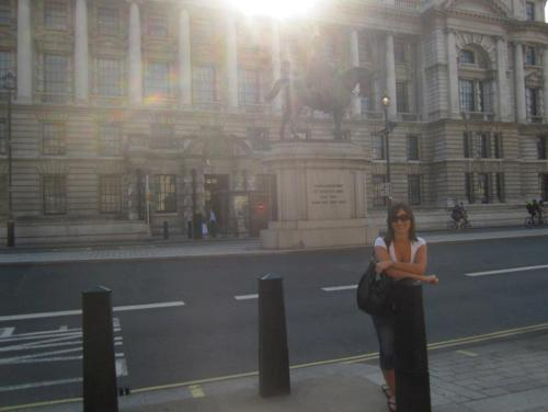 Me in London last week. :)