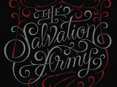 The Salvation Army by Simon Alander