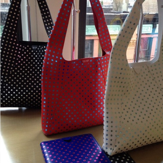 marc jacobs + polka dots = LOVE!