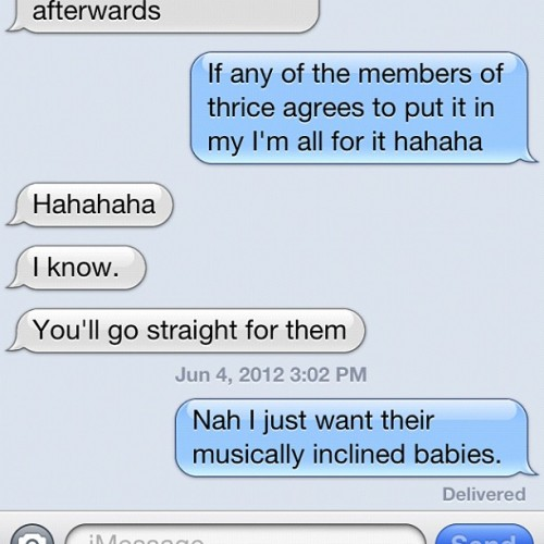 I'm the worst lesbian ever.  (Taken with instagram)