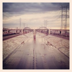 Where lives change! #LAriver #LA #LosAngeles (Taken with instagram)