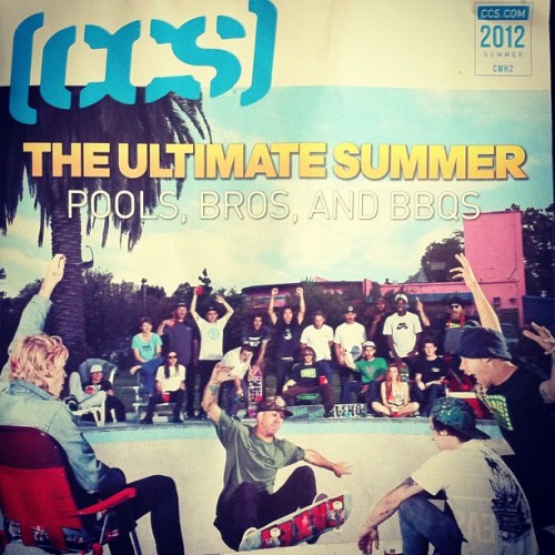 Really hoping it is #ultimate #summer #2012 (Taken with instagram)